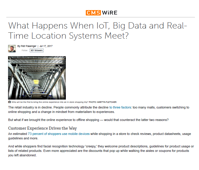 CMS Wire_ Article