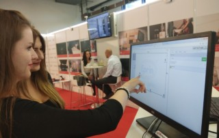 sewio sensmap at msv fair