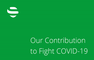 Our Contribution to Fight COVID-19